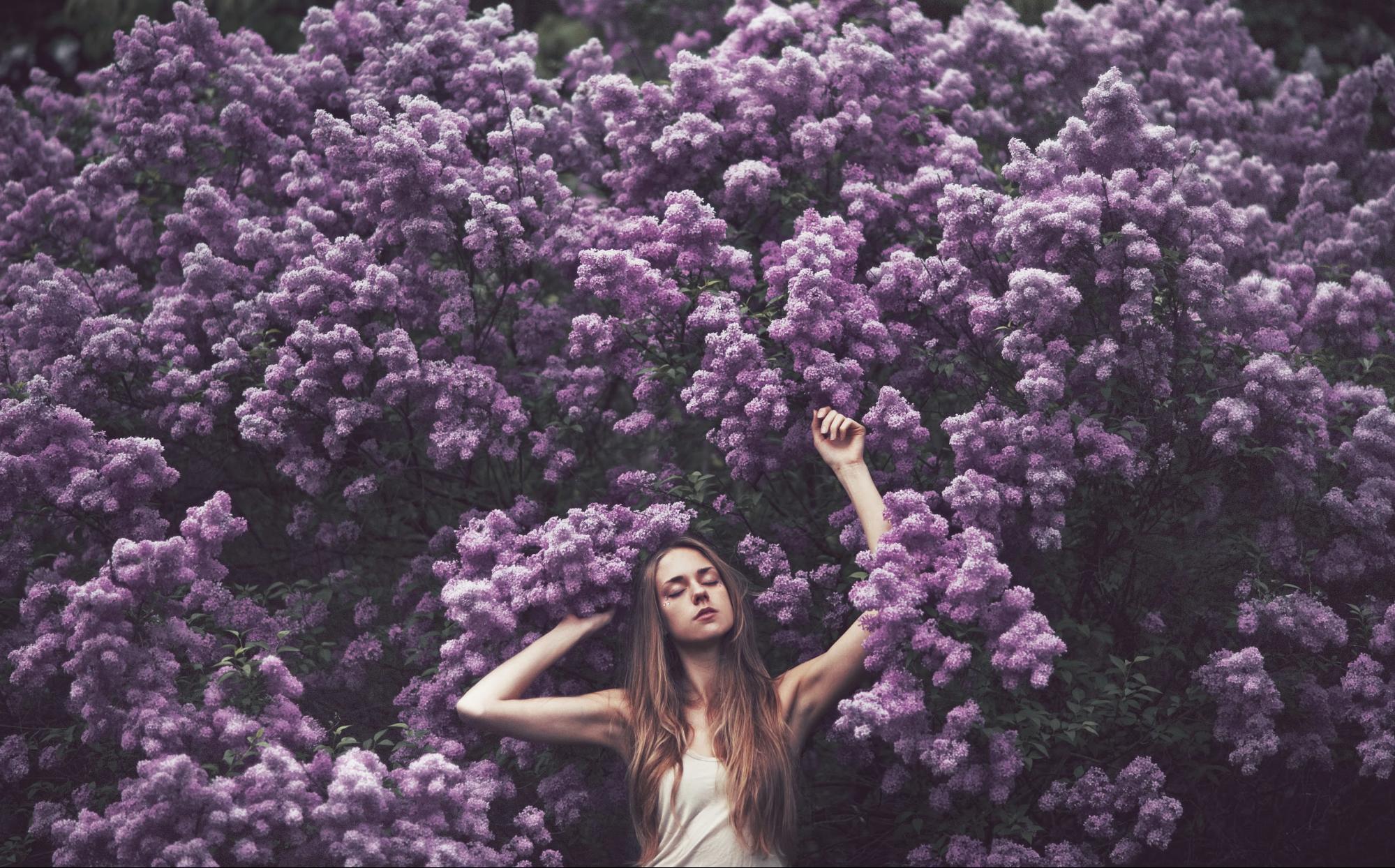 фиолетовый цвет и что это значает