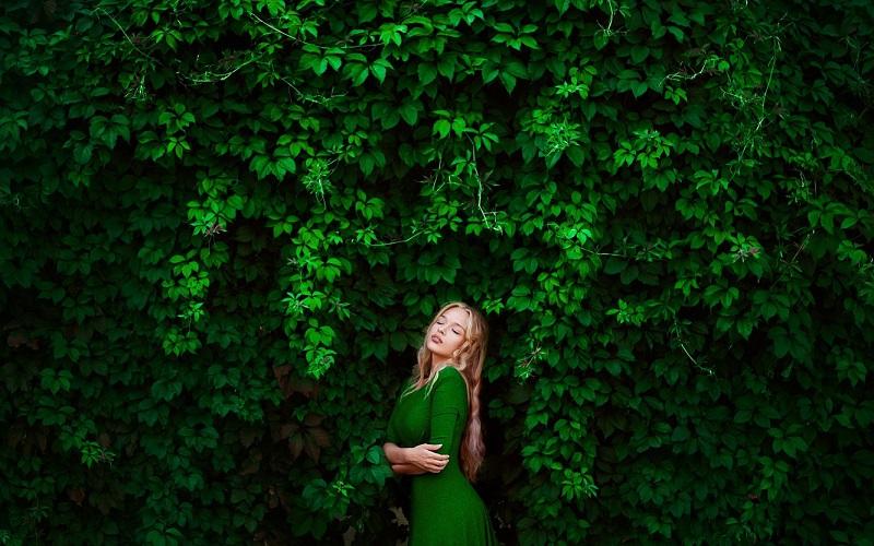 Зеленый цвет в психологии: значение, что символизирует, о чём говорит
