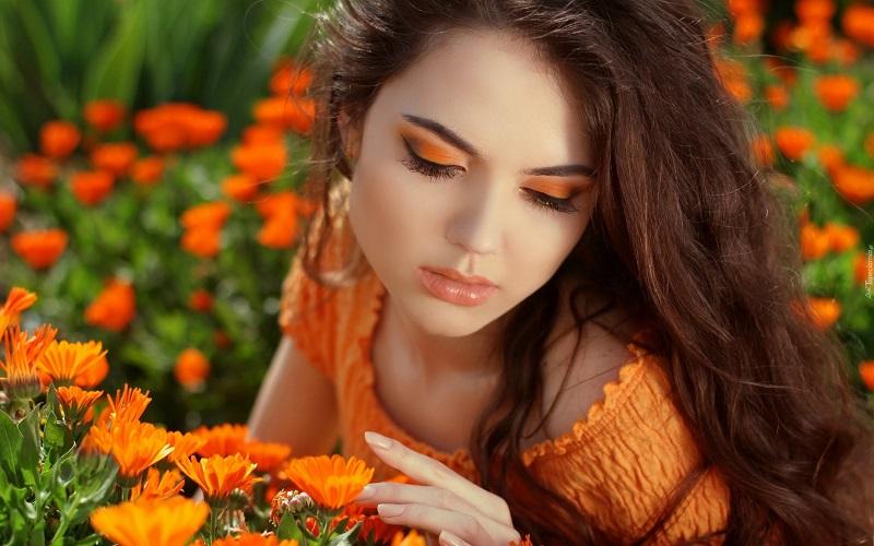 оранжевый цвет значение