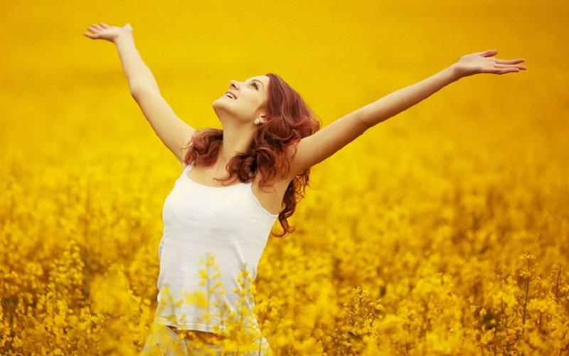 значение желтого цвета в психологии