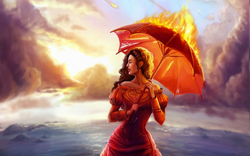 что символизирует оранжевый цвет