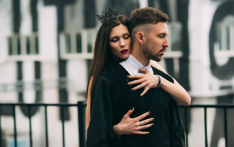 стадии развития отношений между мужчиной и женщиной