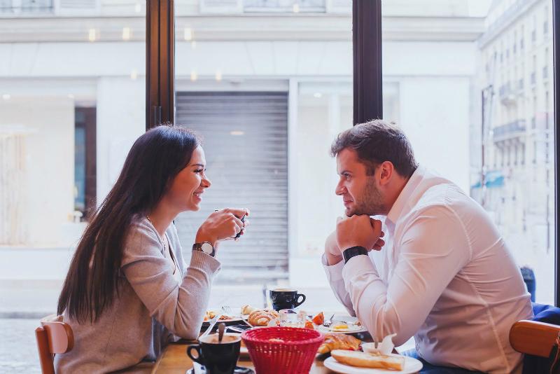 как правильно общаться с парнем