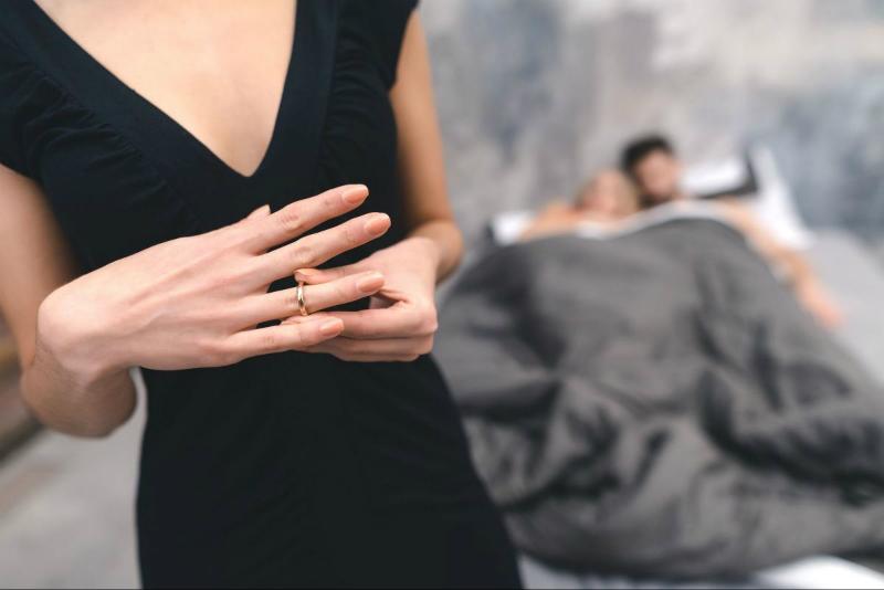 женатый мужчина и замужняя женщина психология отношений