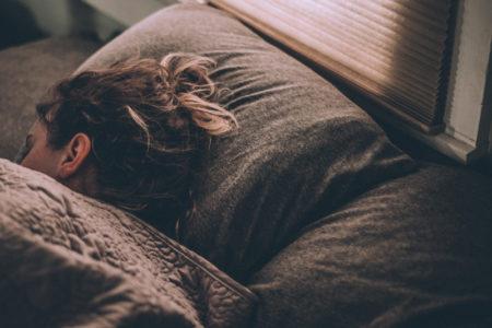 Психология сна: почему нам снятся кошмары, бывшие и секс - Дарья Милай для издания Marie Claire