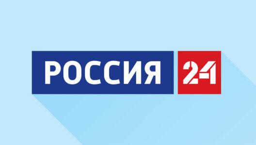 Дарья Милай для Россия 24 (02.04.2020)